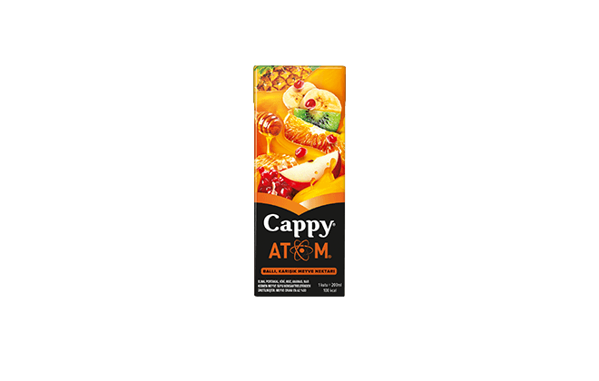 Cappy Atom (200 ml.)