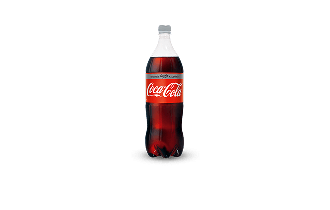 Coca-Cola Light 1 L.
